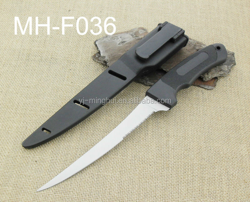High quality fish fillet knife