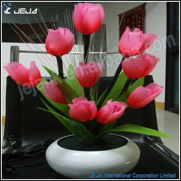 opgepot kunstbloem, kunstmatige muur bloemstuk, kunstbloemen ...