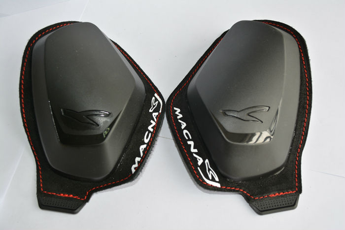Motorcycle Racing Riding Safety Protector Removable and Easy Wear Knee Sliders