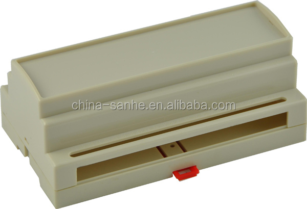 manufacturer cheaper standard din rail plastic enclosure
