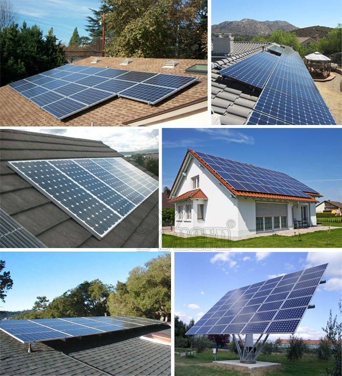 Wholesale 20kw solar generator for solar energy system