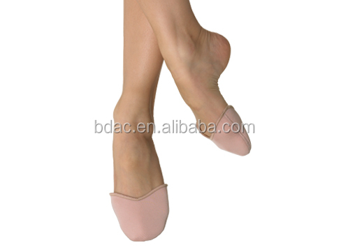 dance shoe toe sleeve ballet toe protector foot sleeves