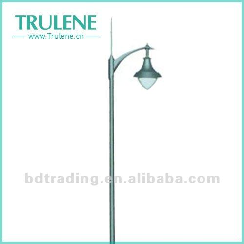 2017 popular in project power waterproof Aluminum solar led street light