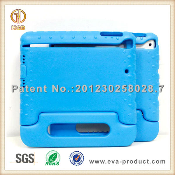 Popular among kids EVA shockproof case for ipad mini case
