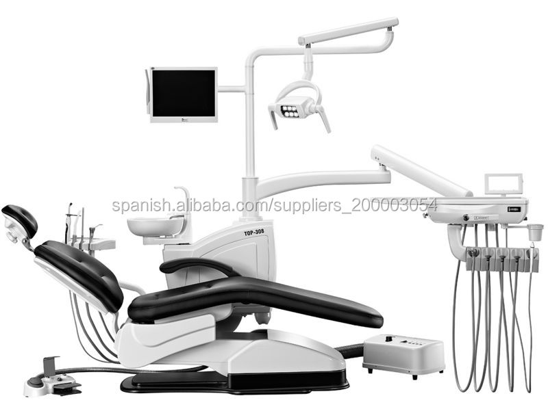 Good Sell Dental Chair Unit Equipment Top308 Plus dental chair with CE,ISO Approval