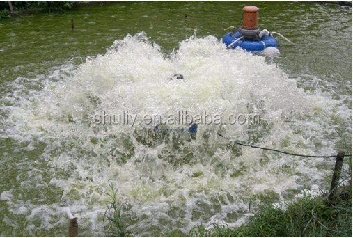 High quality aerator solar powered fish farming aerator