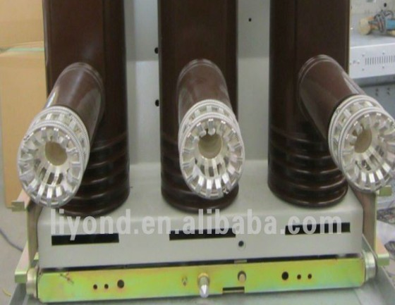 High voltage electrical round spring tulip contact