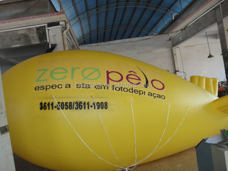HOLA inflatable helium balloon/inflatable blimp for sale