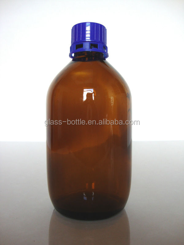 glass pharmaceutical bottle