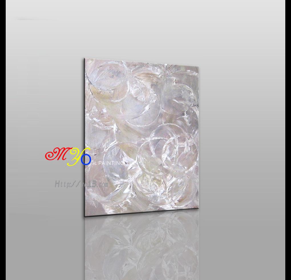 Originele met de hand gemaakt canvas moderne abstracte ...