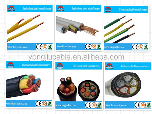 THW wire pvc wire cca wire cca cable electric wire awg size electric ...