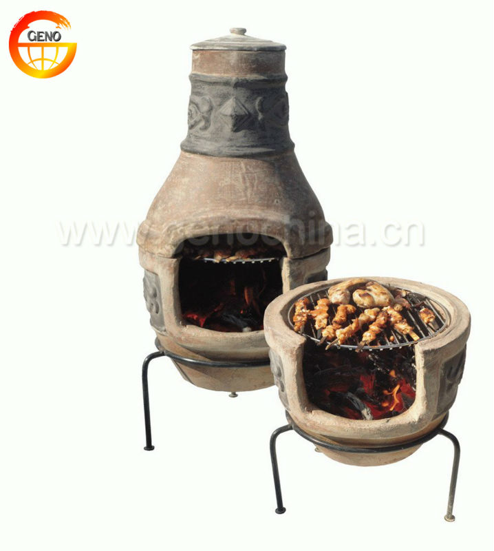 clay bbq grill wholesale charcoal bbq grill