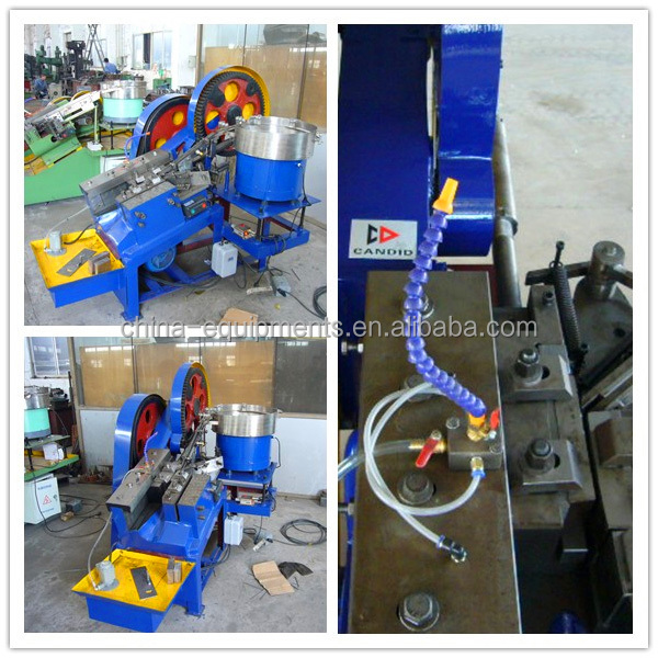 Nut Bolt Manufacturing Machinery Price