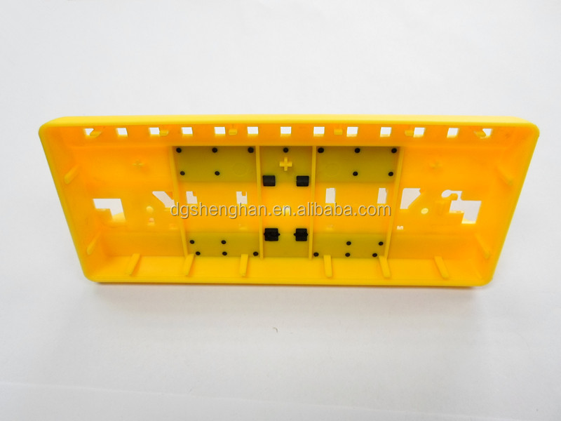 Custom Injection Molding Rubber Over-molding stud finder