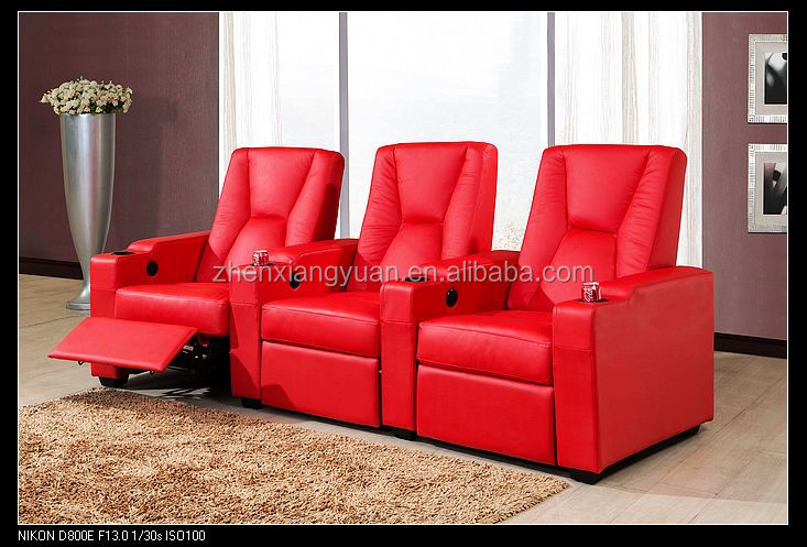 2017 Living Room Furniture Modern Home Theater Seating Recliner Leather Sofa Chair Buy Leather