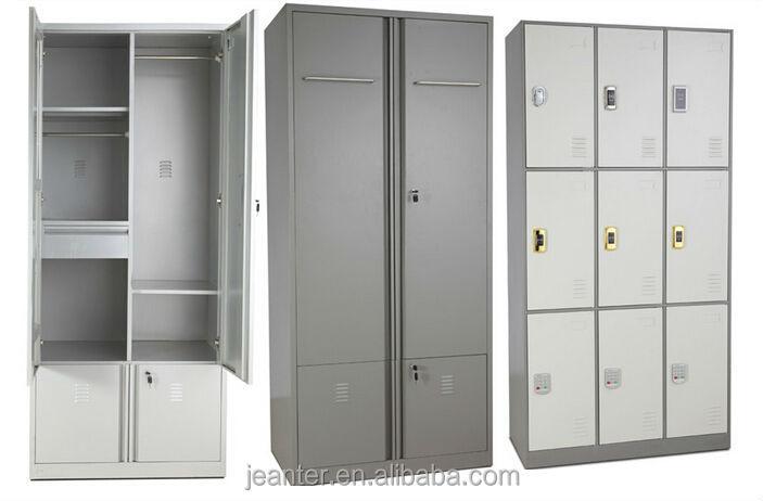 Superbe Metal Steel Wardrobe  29${P4RTFVAN5~V~5RN{5LU