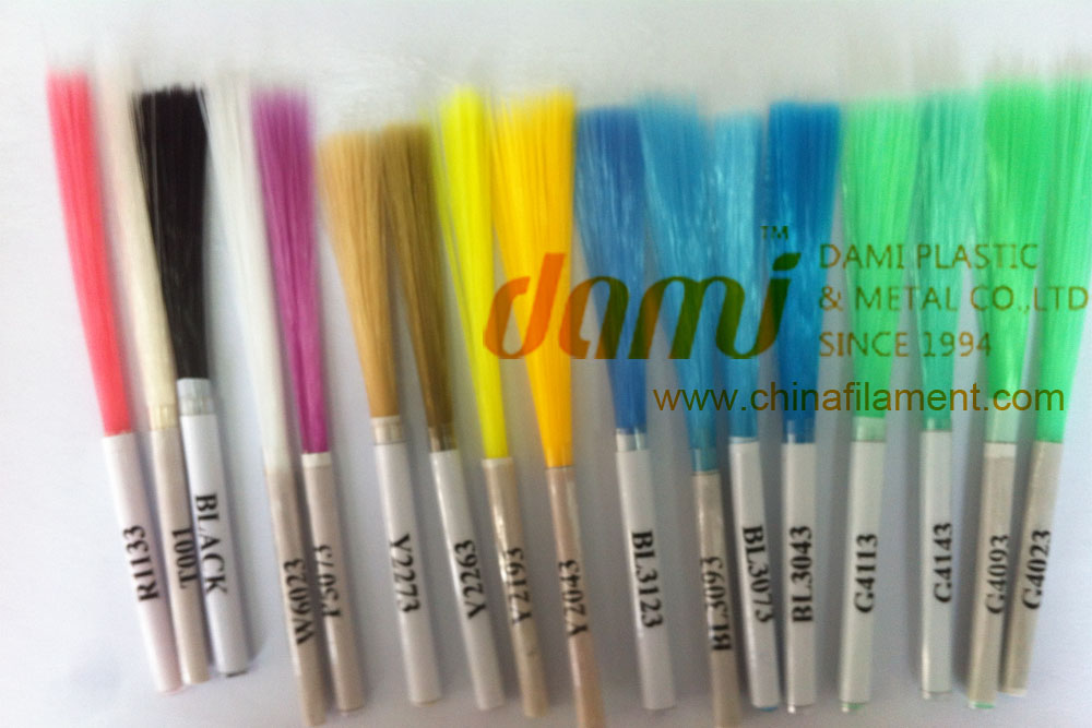 High quality Toothbrush Filaments/Toothbrush Bristles/Nylon 612/