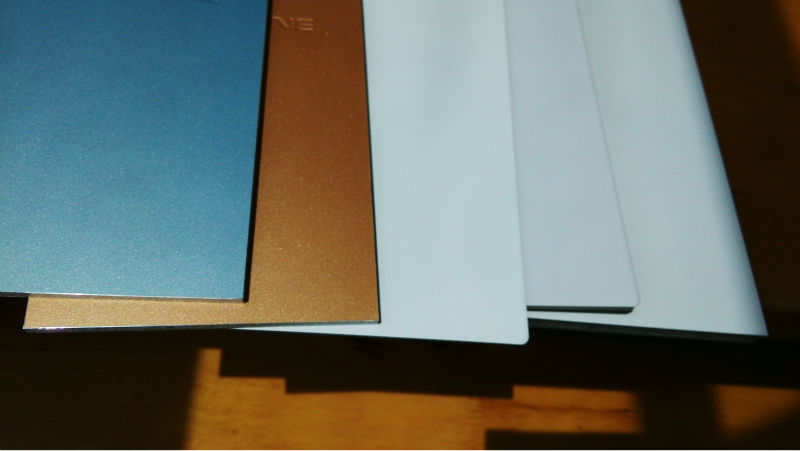 Special size high gloss aluminum composite panel