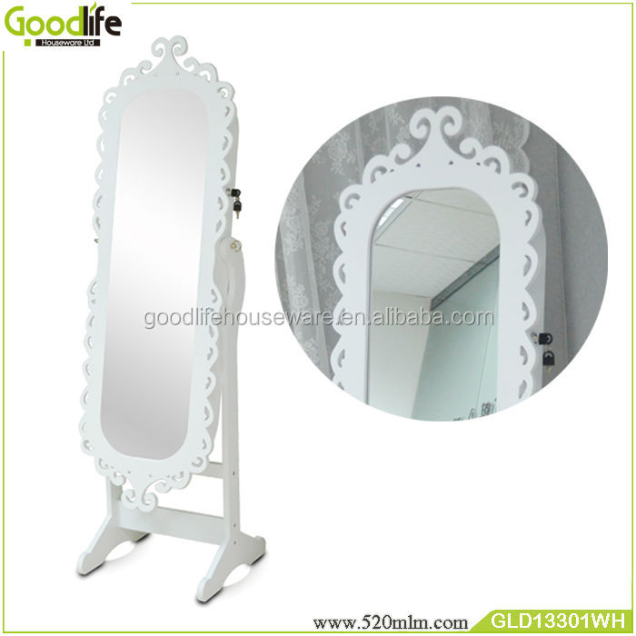 Alibaba express hot stand for bedroom mirrors jewelry cabinet