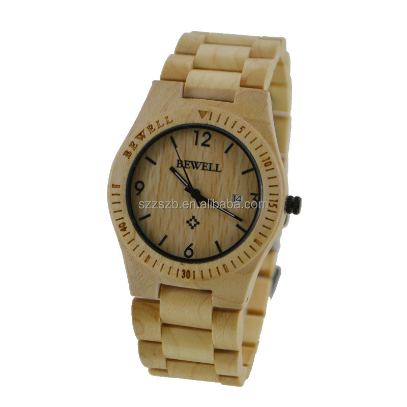 2017 hot selling factory price 100% eco-friendly handmade brand your own watches, custom logo watches wholesale