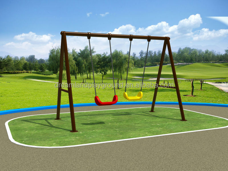 Wholesale indoor galvanized swing sets for adults,Kids outdoor cheap swing sets for toddlers