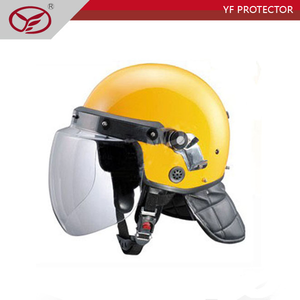 Security Protection Full Face Riot Control helmet