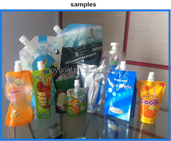 JOYGOAL Automatic Rotary type liquid filling machine for filling jelly milk water edible oil