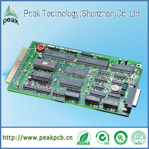 Single-side rigid pcba supplier in China
