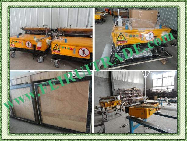 Automatic Wall Plastering Machine with Best Price