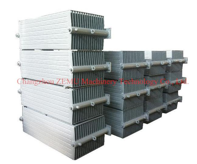 Oil Immersed Type Distribution Transformer Radiators Forming Machine