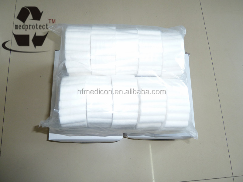 Absorbent Dental Cotton Roll