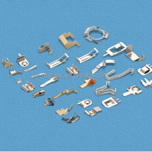 Beryllium Copper Wire Battery Spring Aa Battery Contact Plate - Buy ...