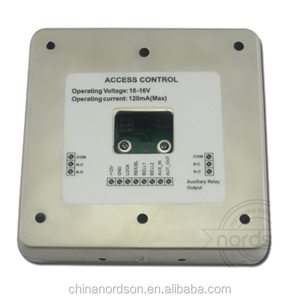 Durable Metal cover 1000 users linux door access control