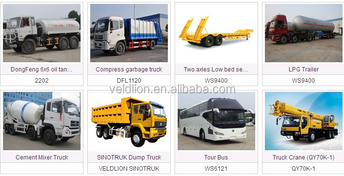 Hot 4x2 10 tons van cargo truck price