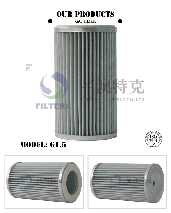 FILTERK G1.5 Industrial Polyester Gas Filter