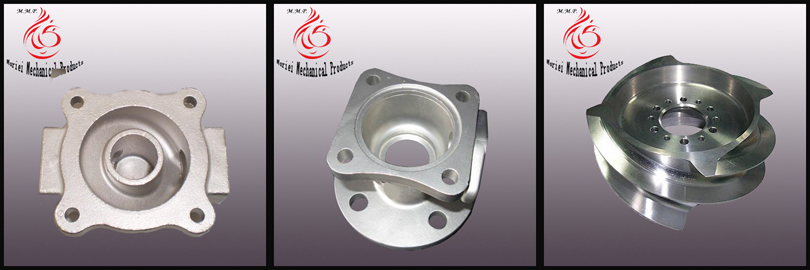 Cast Steel Warping Heads
