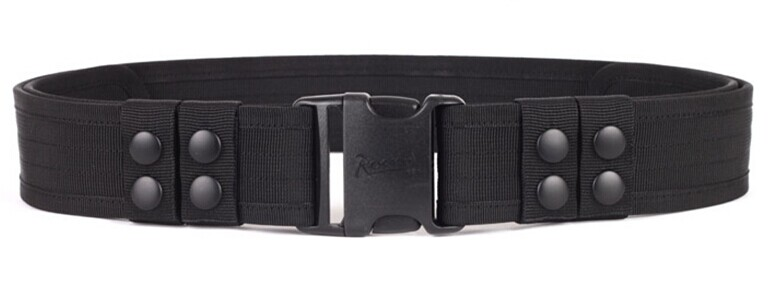 Military Belt with Cordura Fabric For Tactical police belt Manufacturer
