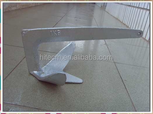 Stainless Steel Bruce Anchor for ship