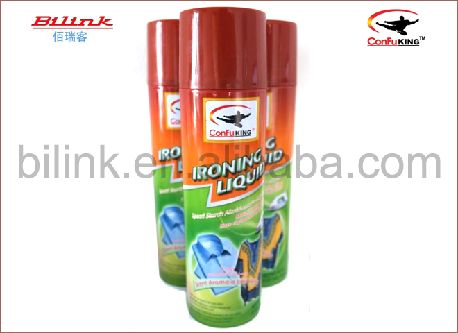 ConfuKing keep clothes refresh perfume ironing spray starch