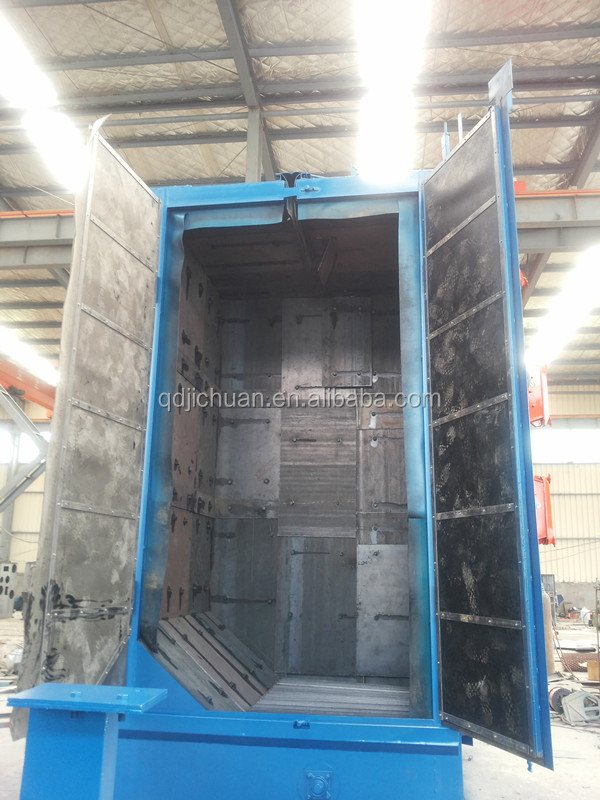 hook type shot blasting machine for sale supplier in qingdao manufacturer