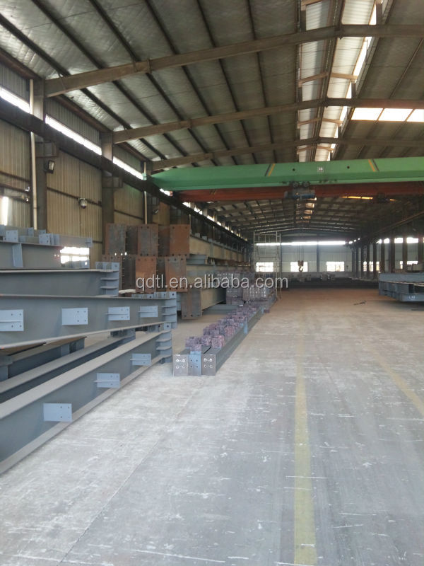 Power plant, power generation equipment rack high-rise steel structure