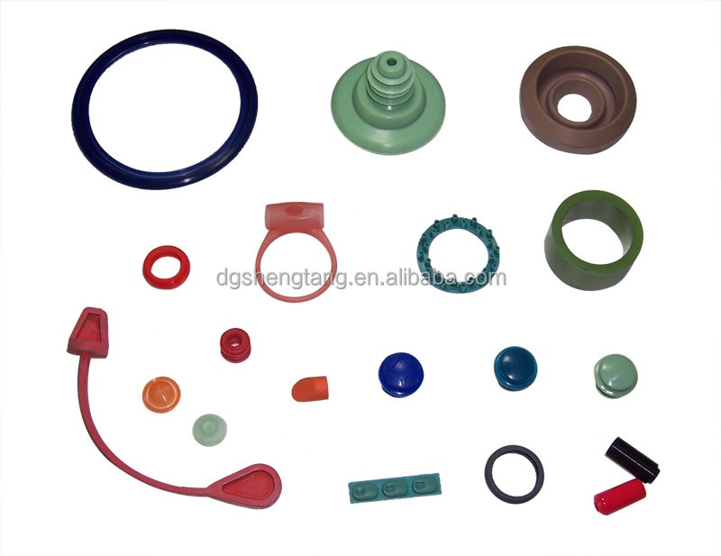 China Silicone Products Manufacturer Supply Any Custom Silicone Accessories Part Molds Making
