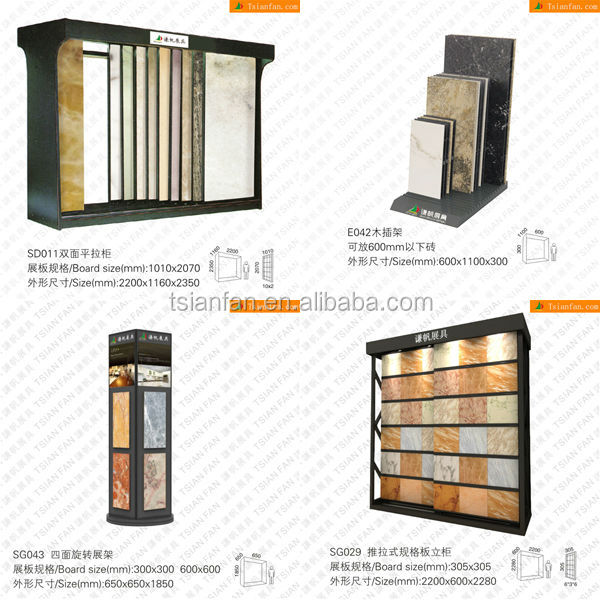 MM065 showroom mosaic tile booth exhibition