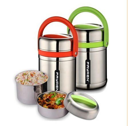 Stainless steel lunch box/Bento lunch box/Tiffin lunchbox