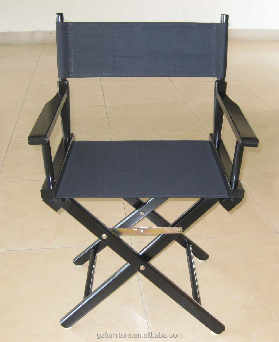 Wooden director chair for beach