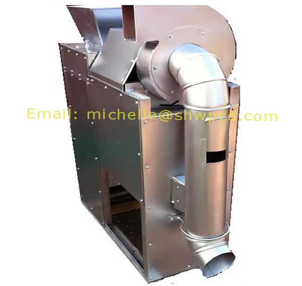 máquina de descascamento de feijão largo seco, descascador de soja, lentilhas descascando e máquina de separação