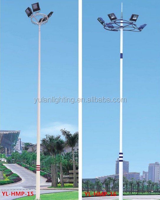 Light Pole Installation Near Me: Yl-23-00426 Solar Street Lights Pole Prices/high Mast