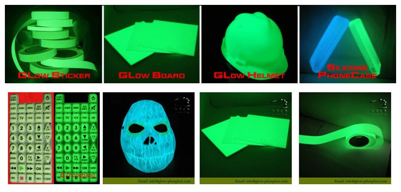 Luminous pigment,fluorescent,phosphor