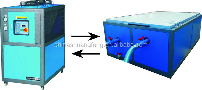 SHUANGFENG ice block making machine