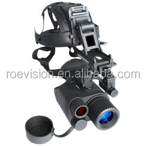 paintball equipments night vision with head mount